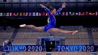 Podcast: Andrea Joyce discusses Simone Biles' decision to step away from competition in Tokyo