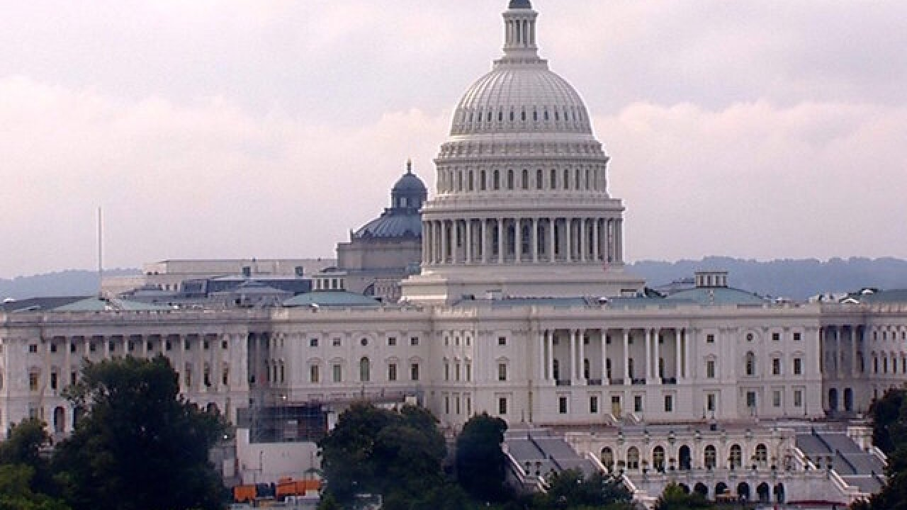 Congress set to unveil $1.3 trillion spending package, includes background check bill