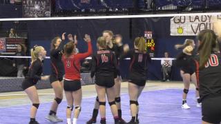 Bozeman hold heads high through bittersweet state volleyball tournament