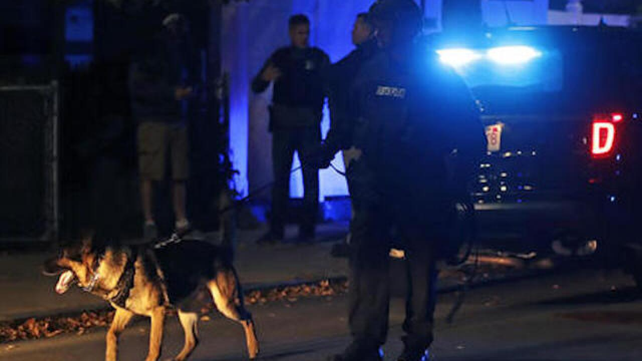 2 Boston police officers shot, suspect shot and killed