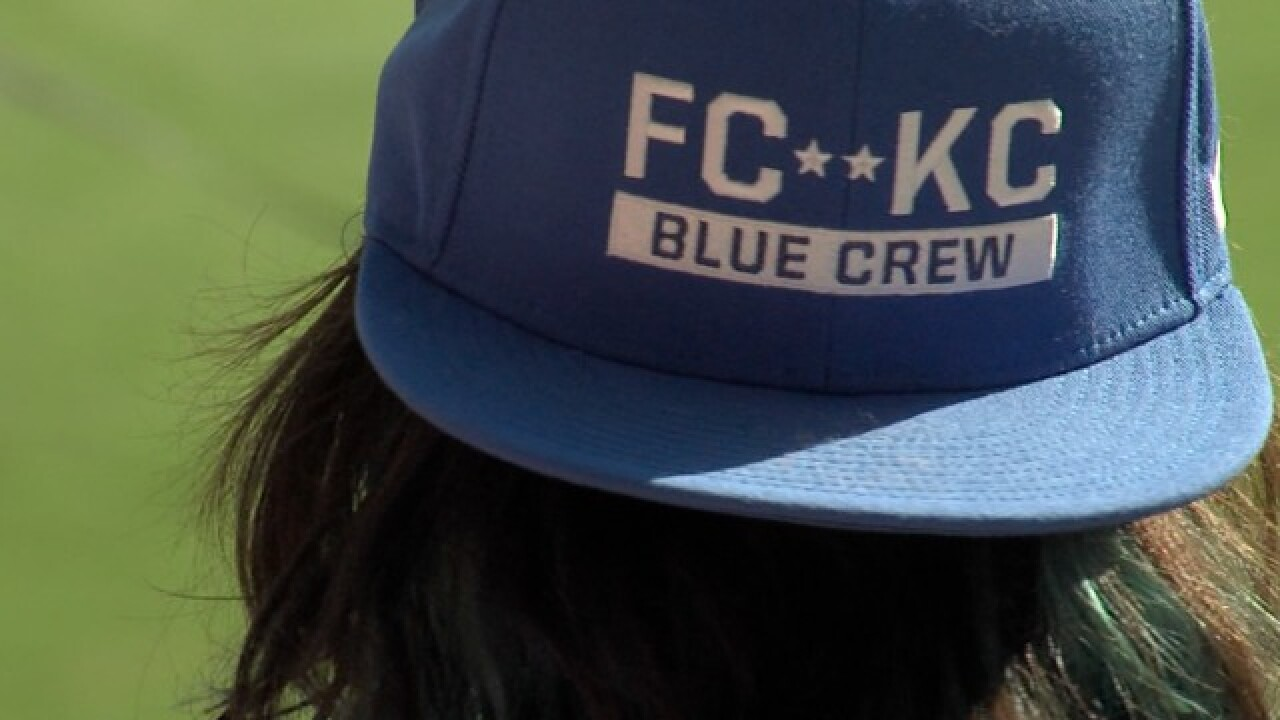 FC KC fans gather once again at Team USA game