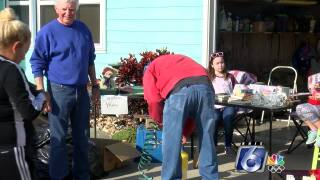 Port Aransas citywide garage sale
