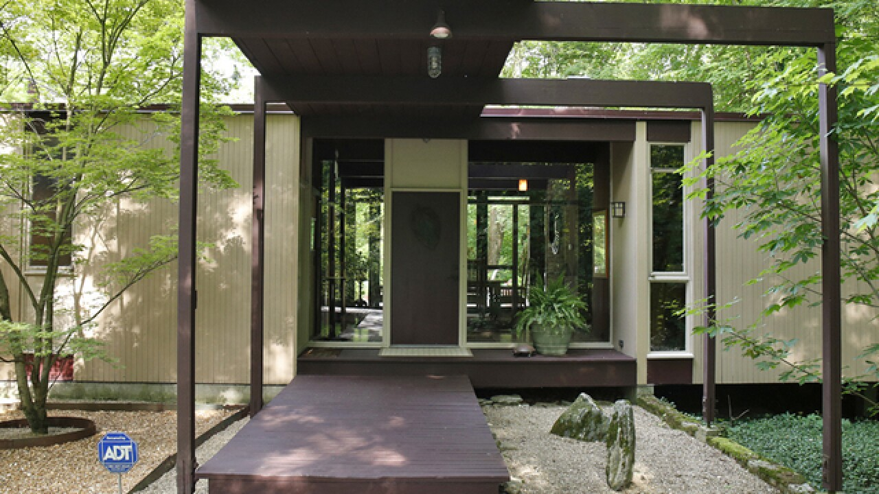 Home Tour: Wyoming mid-century house on a creek was perfect for two 'wild and active' boys