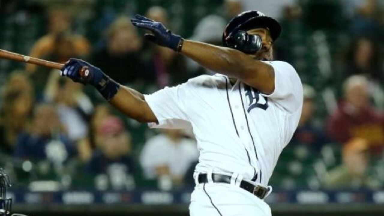 WATCH: Tigers rookie Christin Stewart hits his first two MLB home runs in two innings