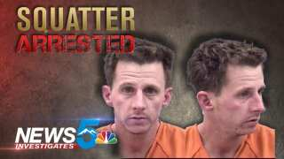 Squatter exposed by News 5 Investigates now accused of sexually assaulting a woman as she slept