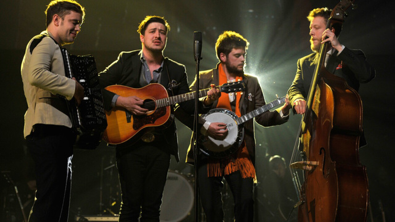 Mumford & Sons to perform at Fiserv Forum in 2019