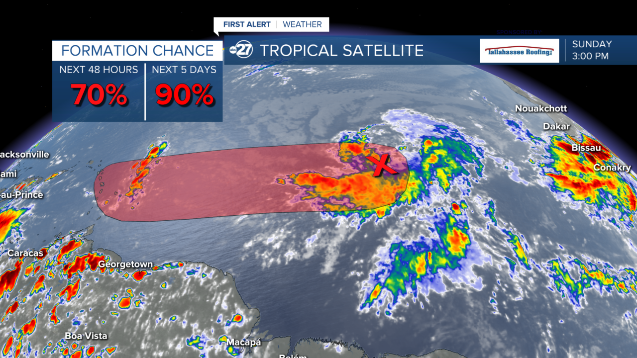 National Hurricane Center Next Tropical Storm Could Be Days Away