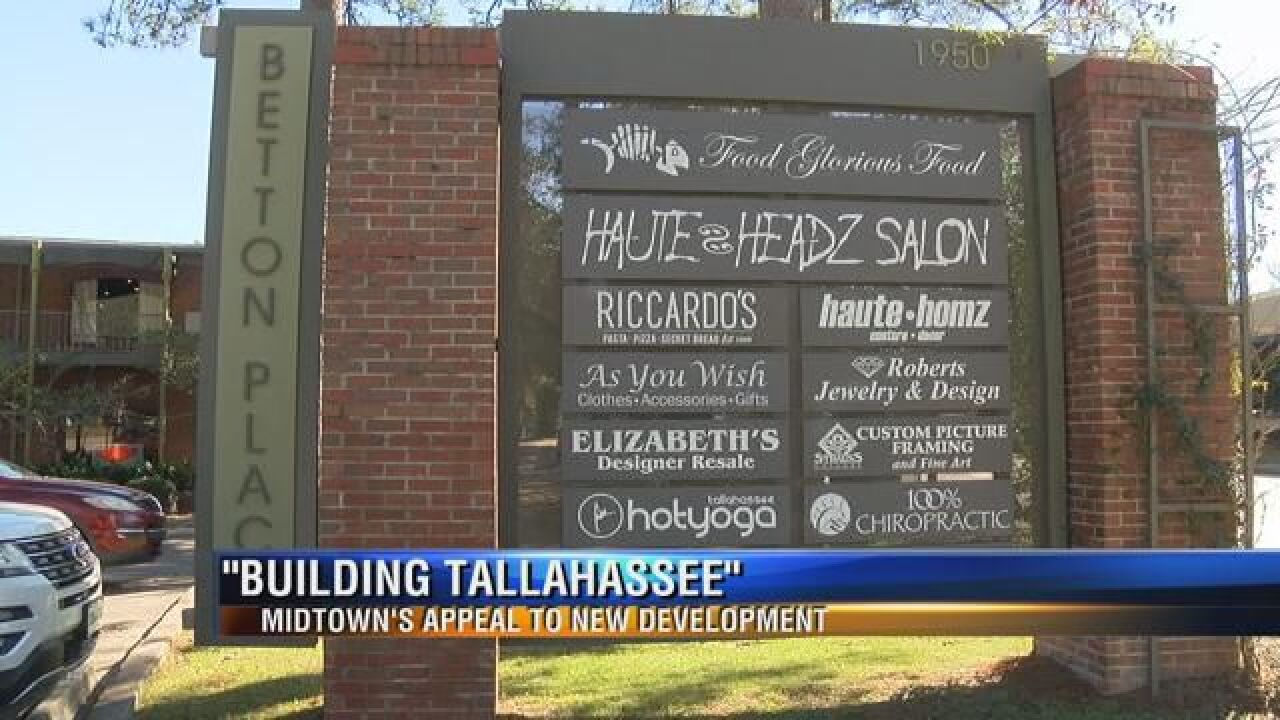 Building Tallahassee: Midtown Development Welcomes New Businesses