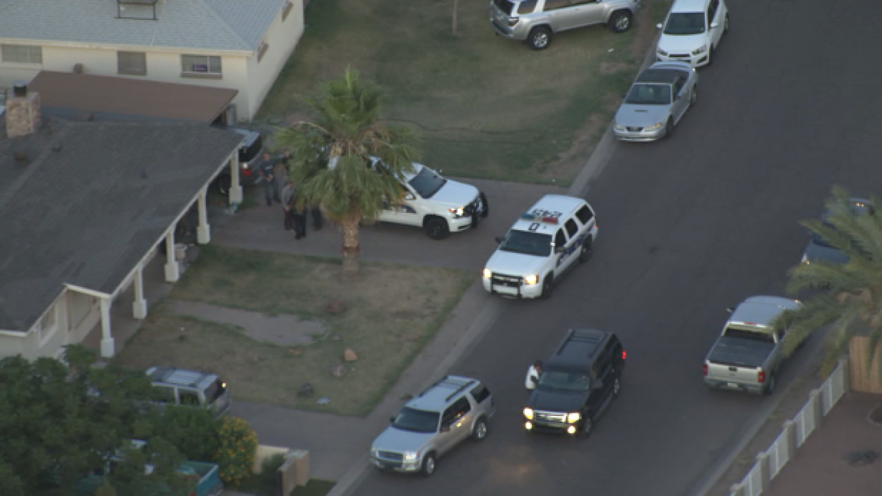 Police situation 29th Avenue and Highland