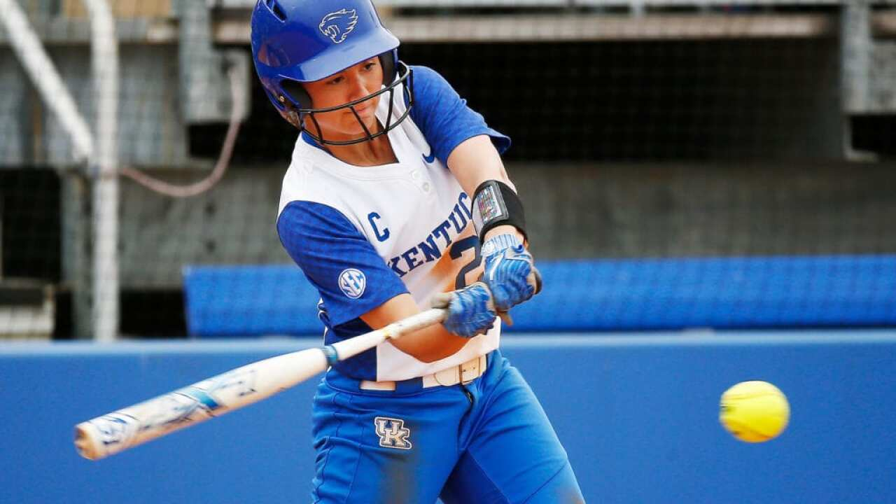 "Coach Rachel Lawson Says Shortstop Katie Reed Is The ""Larry Bird Of Softball"""