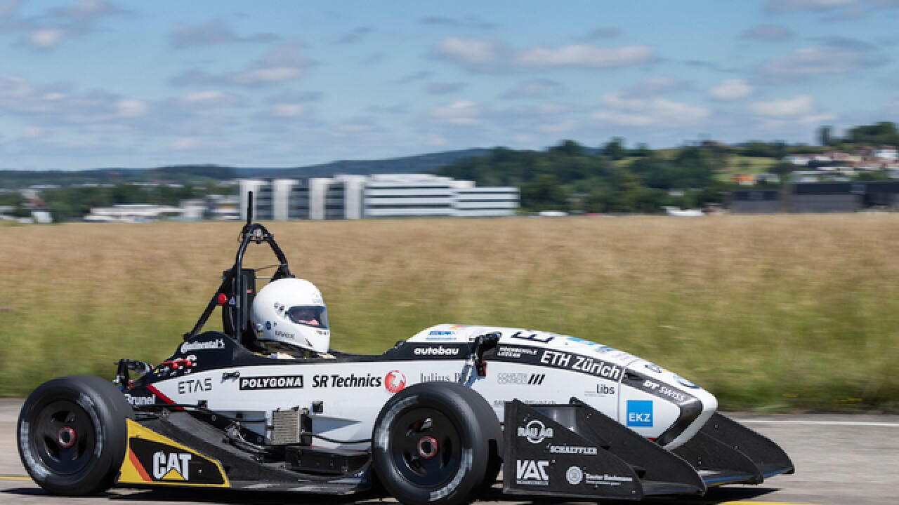 WATCH: Electric car smashes acceleration record