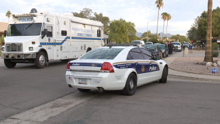 Woman stabbed near 40th Street and Thunderbird 12-14-19