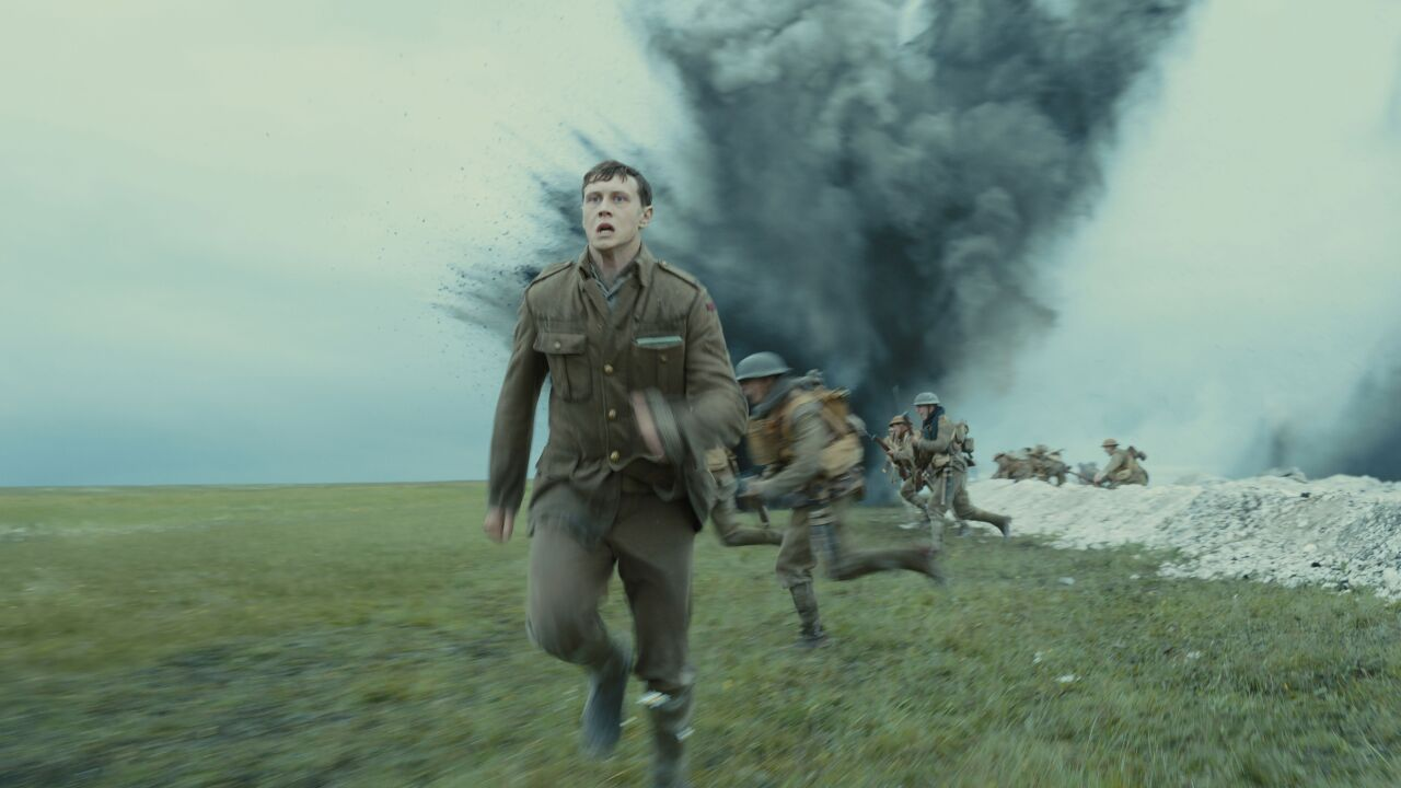 """""""1917"""" was released on home video March 24. Photo courtesy Universal Pictures."""