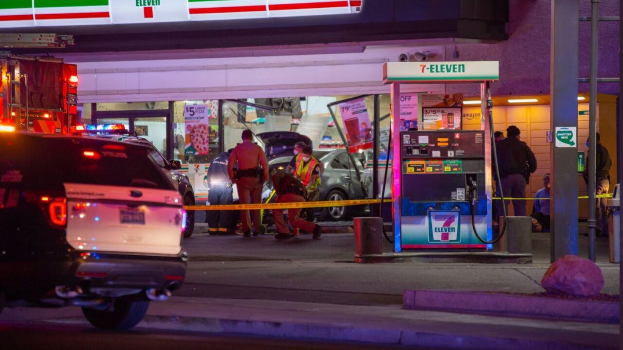 car into 7-Eleven store 1.JPG