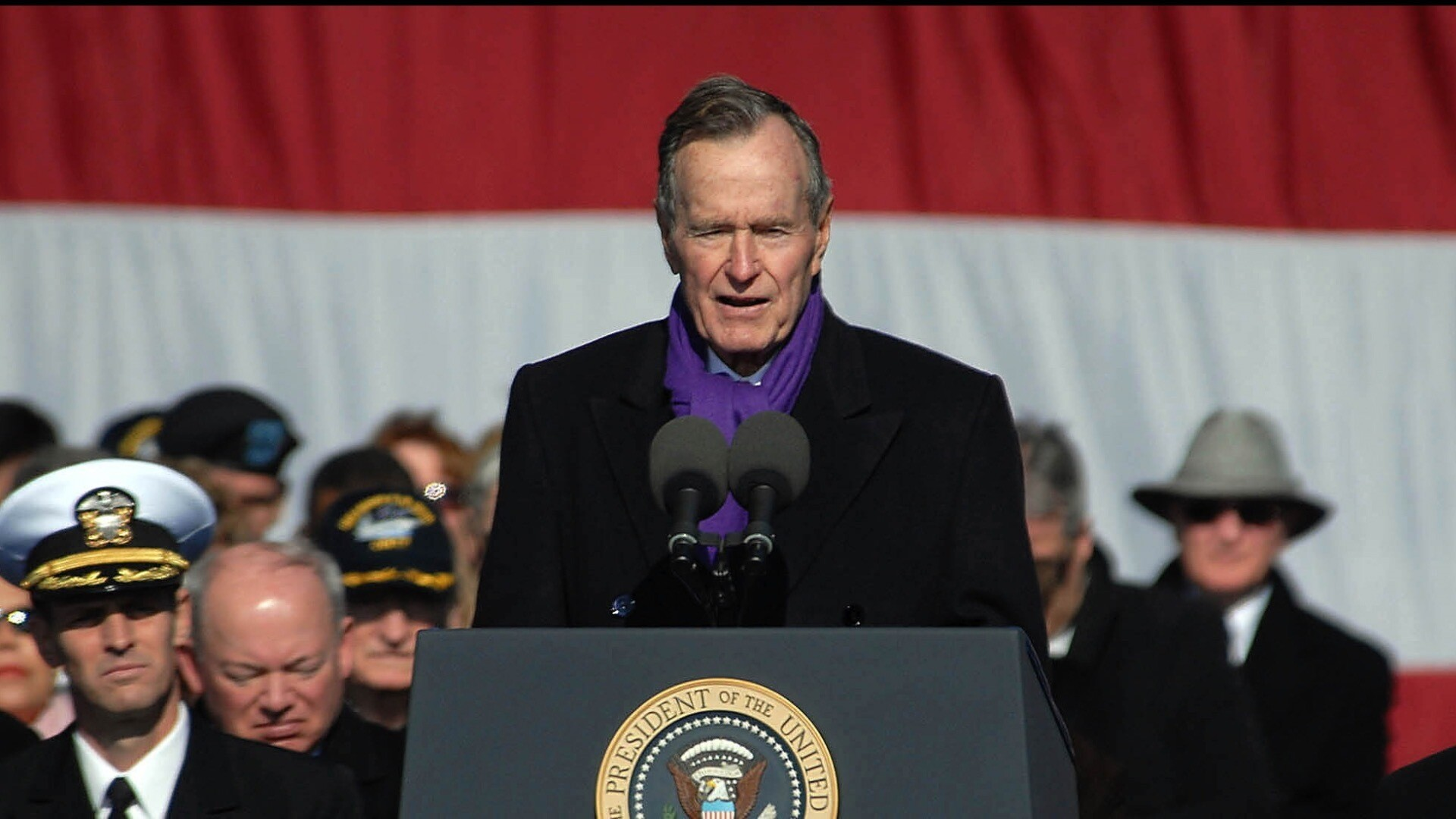 Photos: George H.W. Bush: a legacy of service with deep connections to the Navy and HamptonRoads