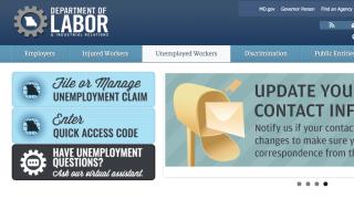 Missouri Department of Labor unemployment
