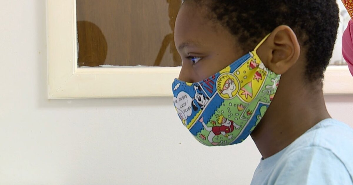 Mask policy for Sarasota County students, teachers extended through June 2021
