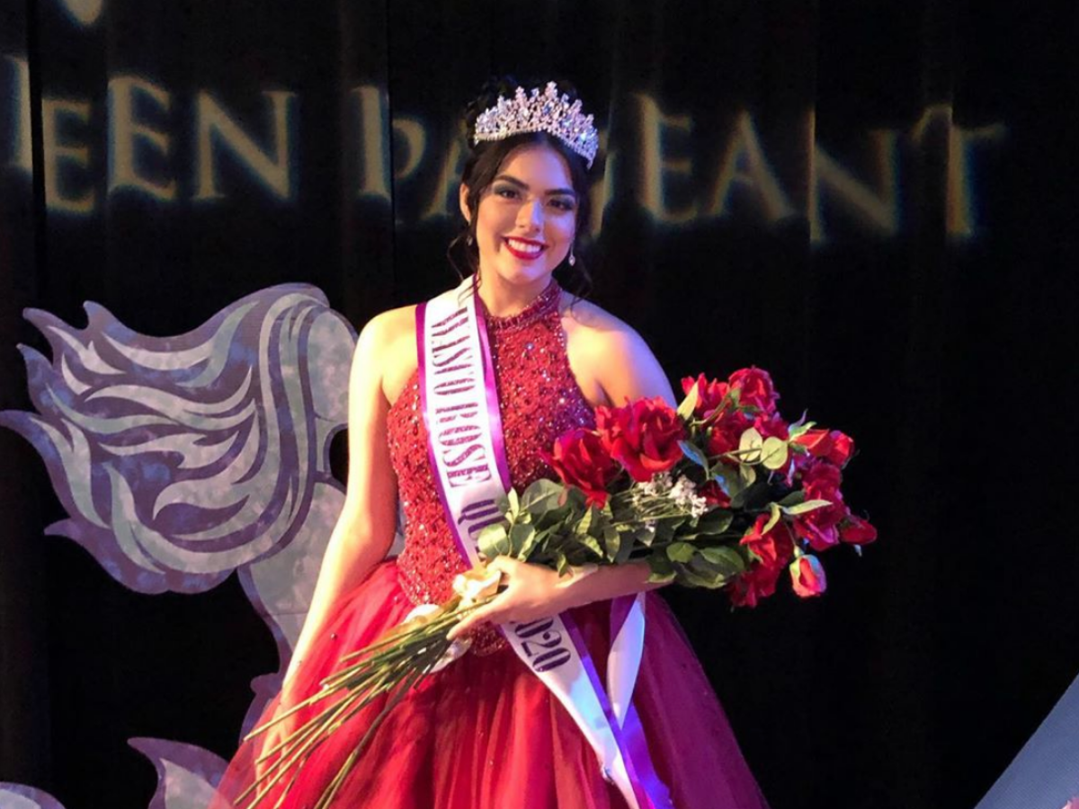 Wasco Rose Pageant Queen 2020