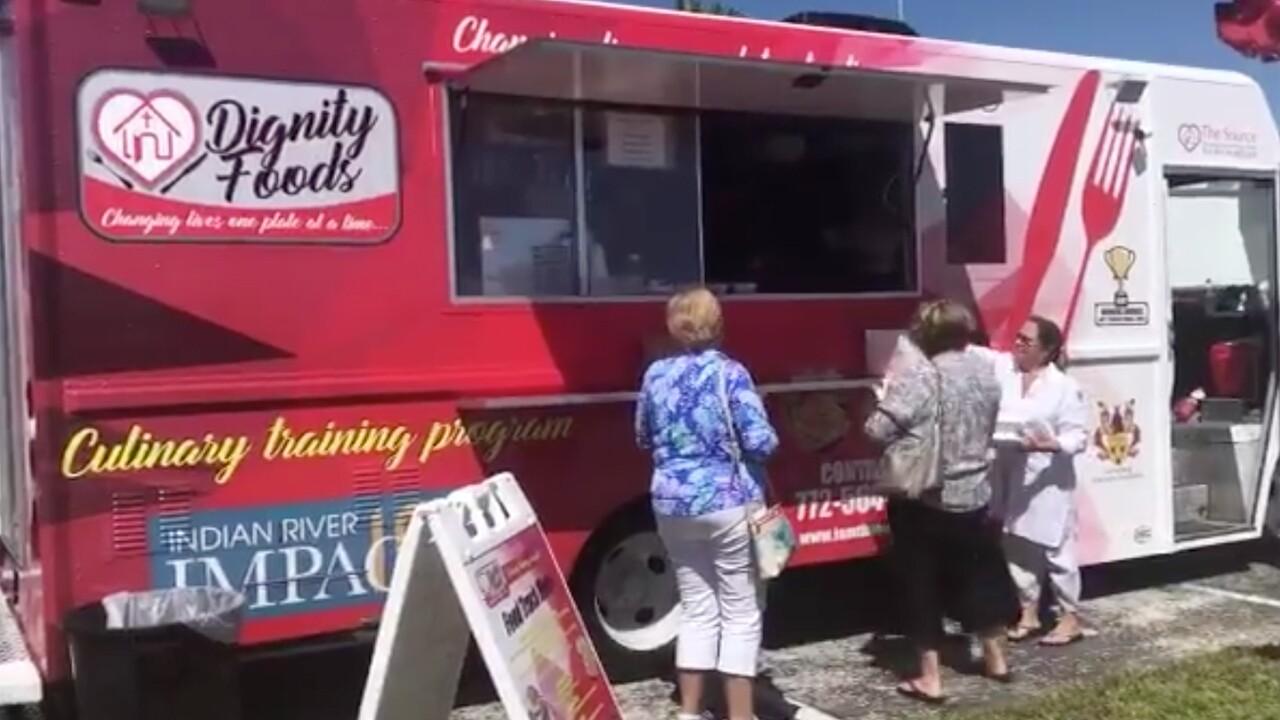 Dignity Food Truck in Vero Beach