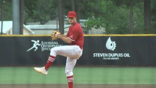 Connor Cooke Louisiana Baseball