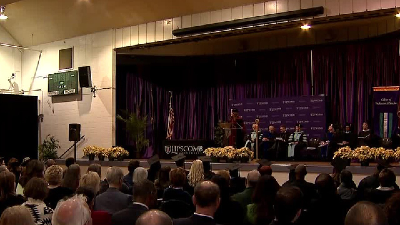 Lipscomb University Graduates Inmates From The Tennessee Prison For Women