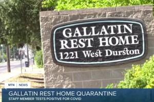 Gallatin Rest Home under quarantine