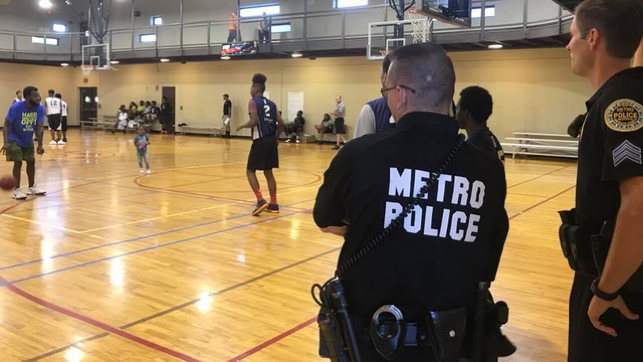 CRAFT Basketball League Keeps Teens Off Streets & On The Hardwood