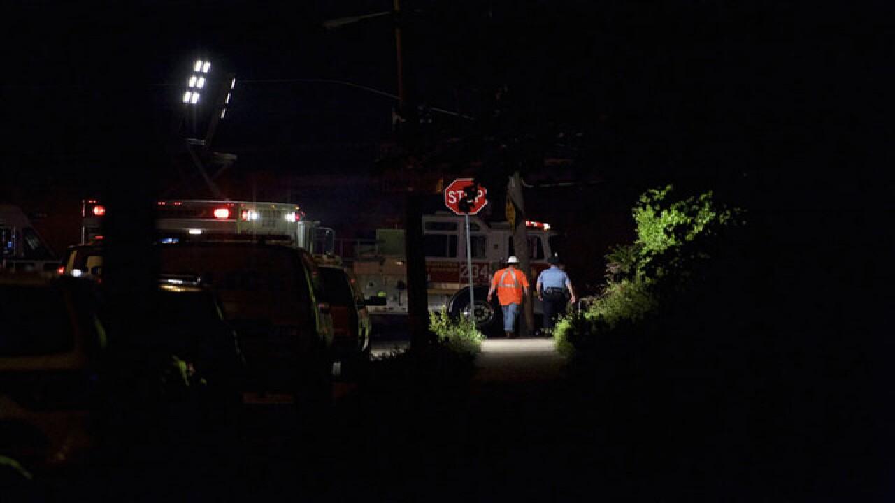 PHOTOS: Deadly Amtrak train crash