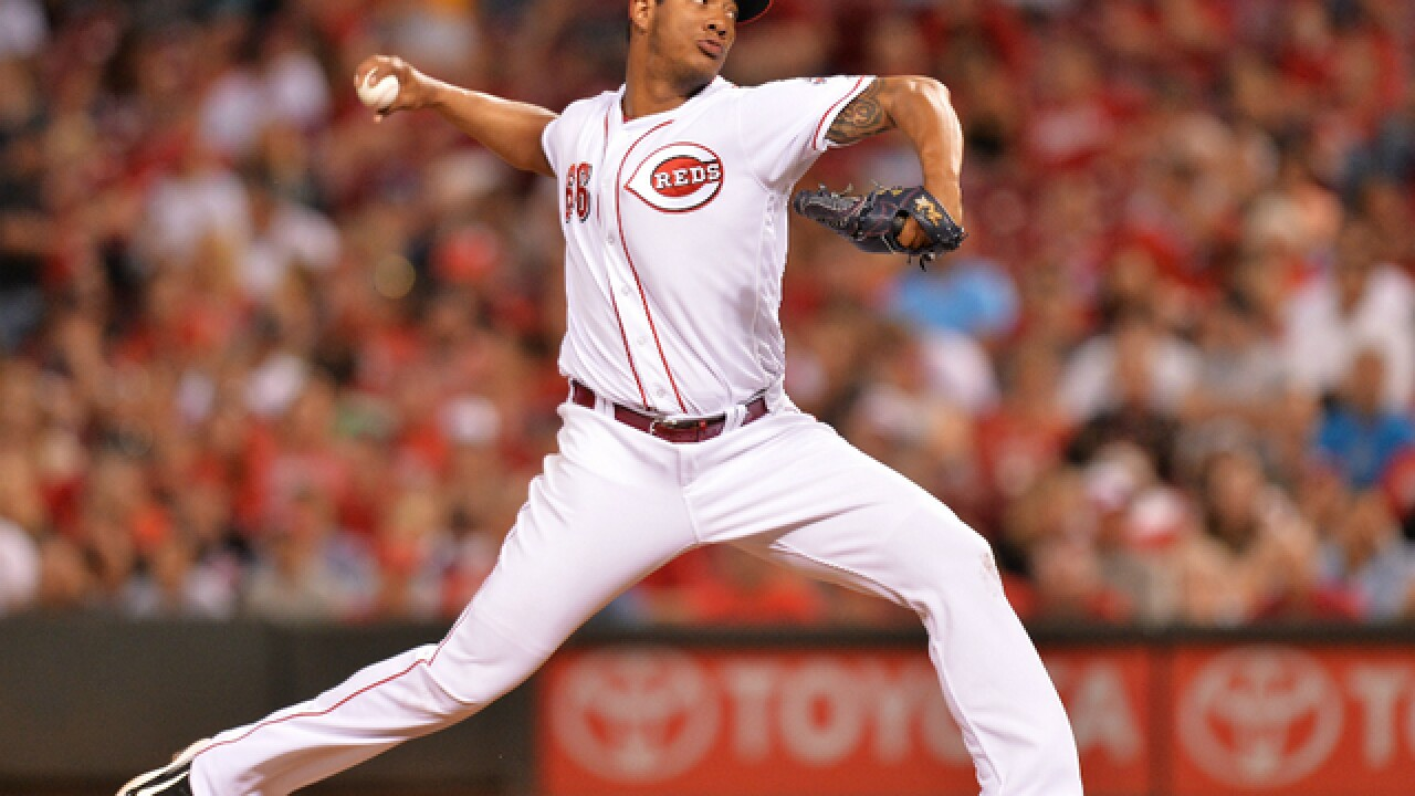 Fay: Pitching spelled letdown for Reds, breaking winning streak