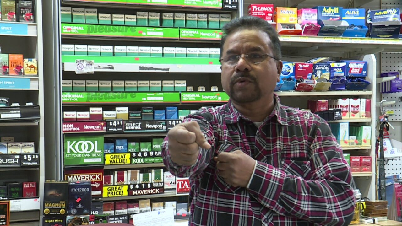 Convenience store clerk says his past-life as a professional dancer may have saved him fromdeath