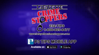 Lafayette Crime Stoppers: March 31, 2019