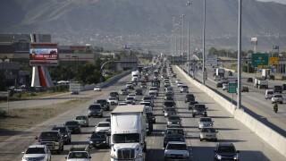 Infrastruture Growing Gridlock Utah