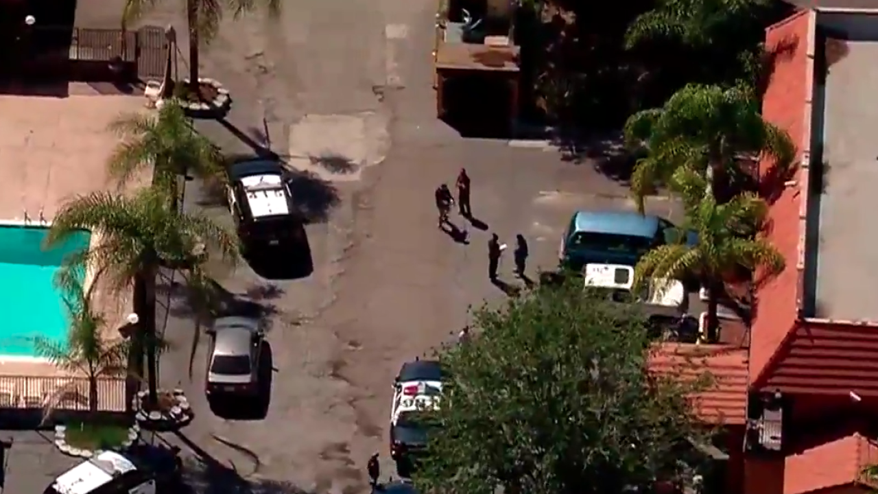 San Ysidro shooting