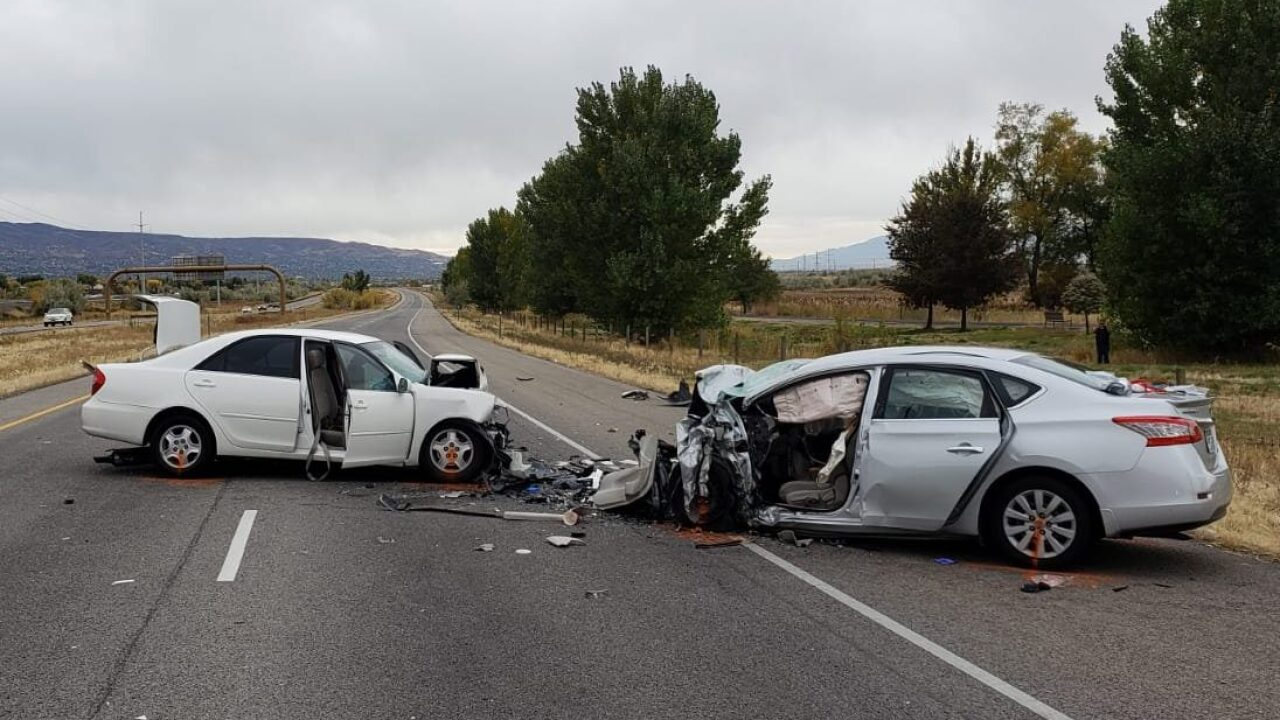 UHP identifies passengers killed in Legacy Parkway double-fatal crash