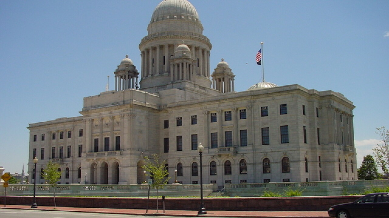 Newly elected lawmaker shocked by 'insane amount of drinking' at Rhode Island State House
