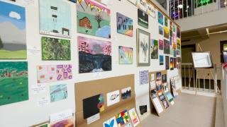 Bass Clef School of Music & Fine Arts will host an art auction