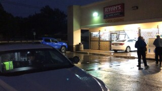 Car crashes into Ryan's Convenience Store