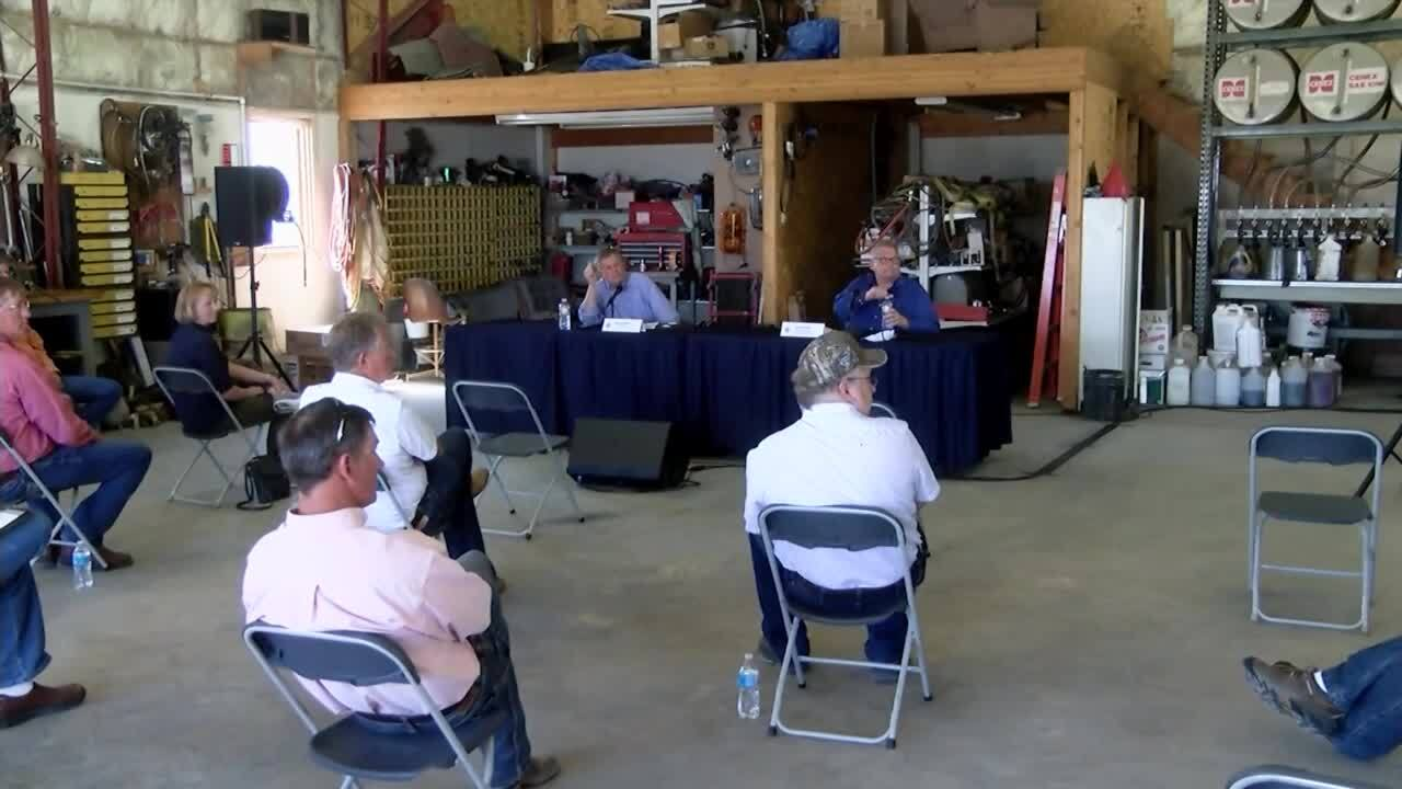 Sen. Daines hosts Montana Ag roundtable in Great Falls