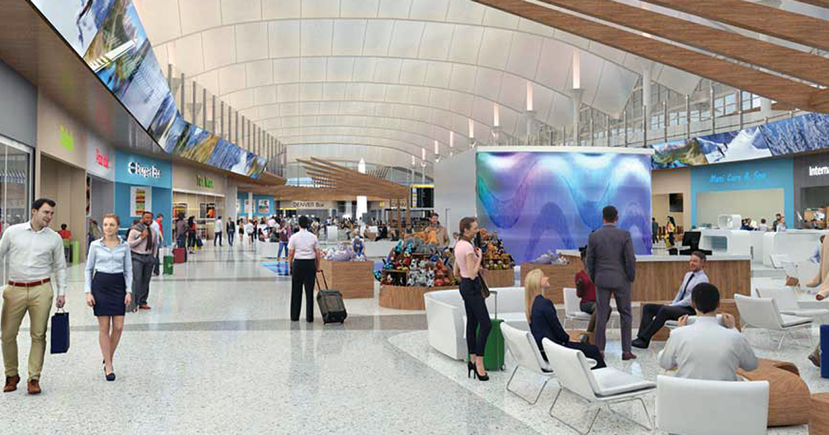 DIA faces 18-month delay for terminal renovations