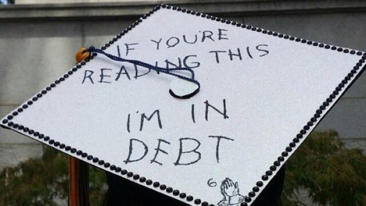 Feds, 11 states crack down on student loan scams