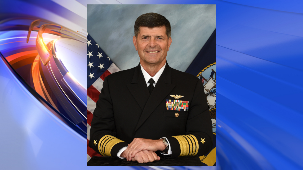 Admiral set to become Navy's top officer retires over inappropriate professionalrelationship