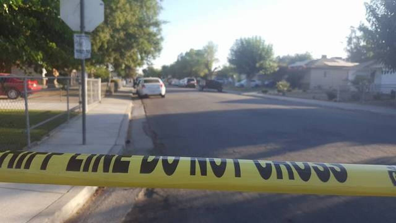 14 people shot at party