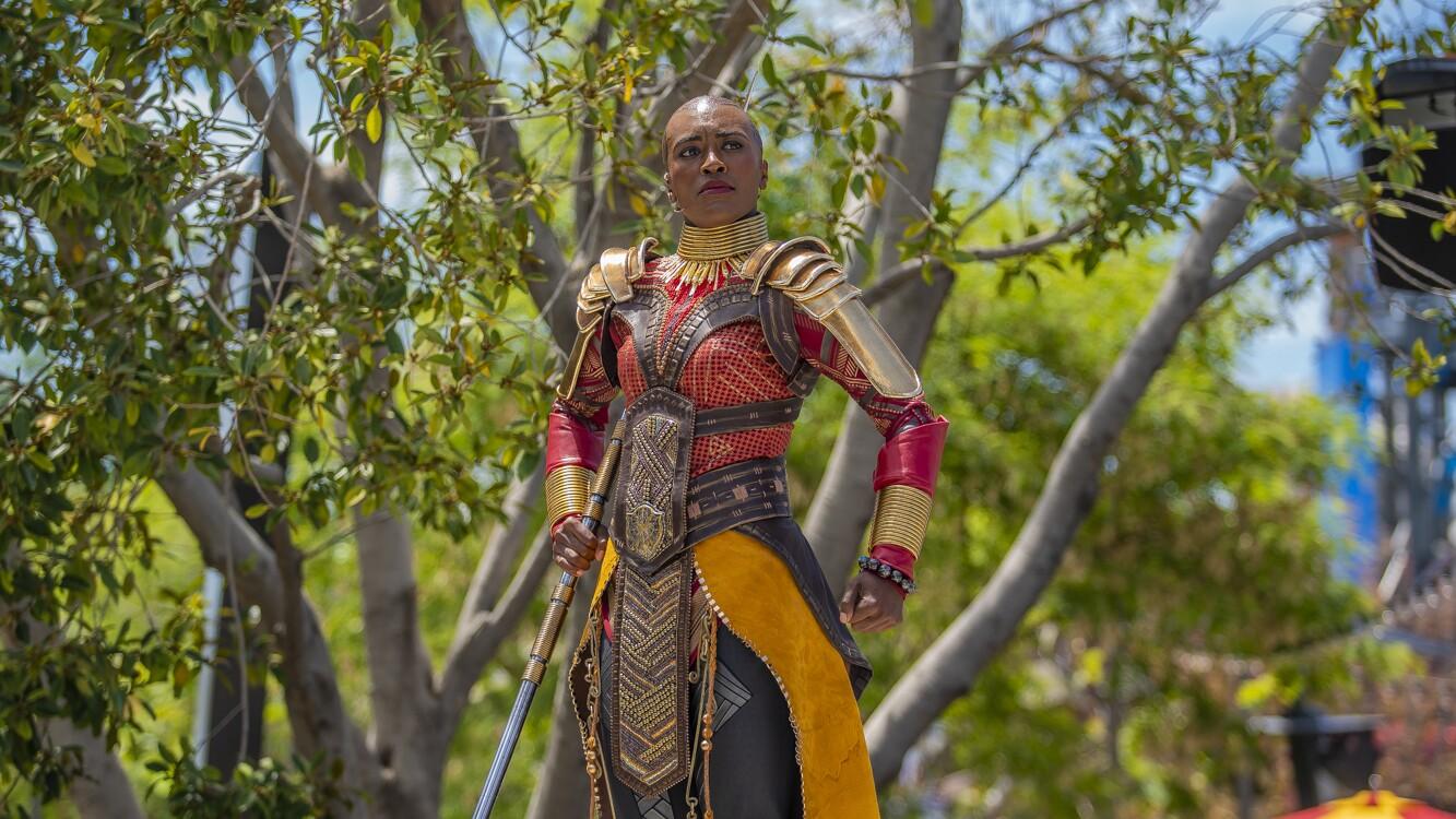 The Warriors of Wakanda: The Disciplines of the Dora Milaje