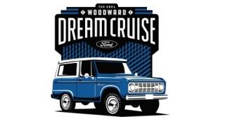 2021 Woodward Dream Cruise official logo