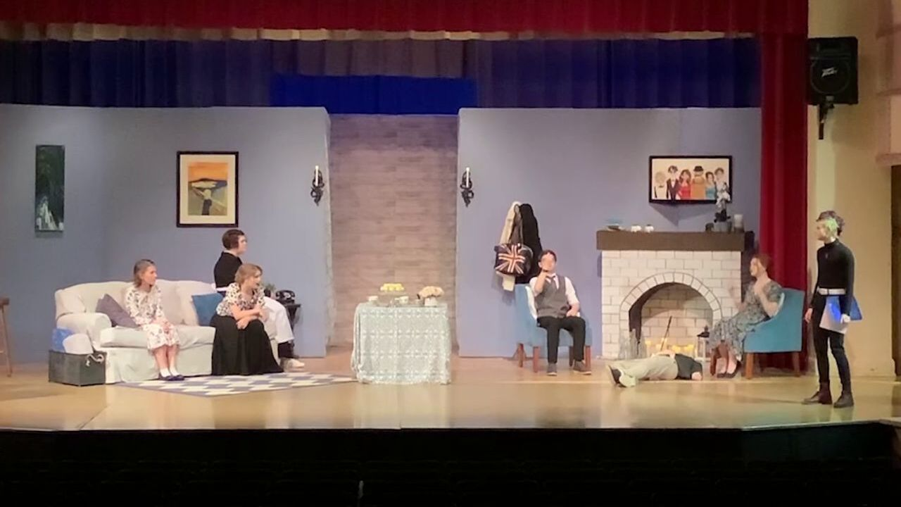 Fort Benton students take to the stage