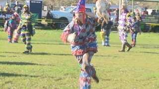Courir de Mardi Gras tradition continues in Eunice