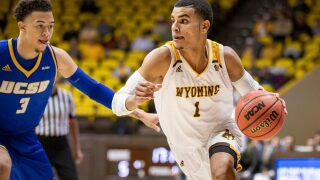 Wyoming Cowboys, Cowgirls to face UNLV Tuesday, Wednesday