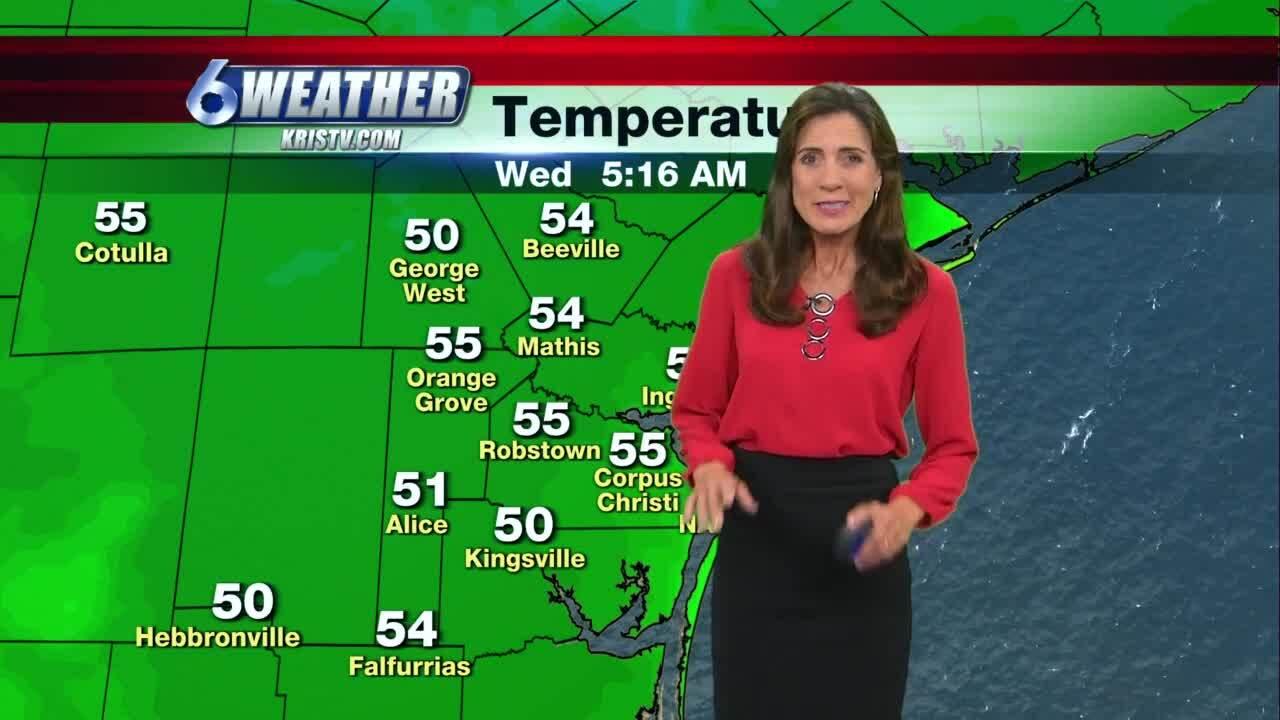 Sharon Ray weather 1104