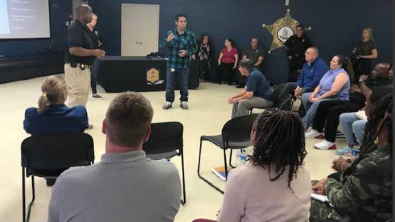 Norfolk sheriff aims to have more deputies trained in crisisintervention