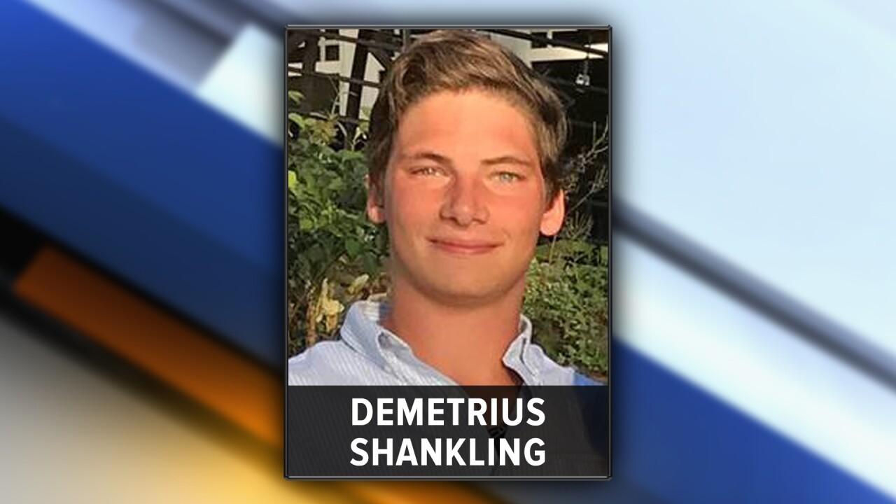 Demetrius Shankling